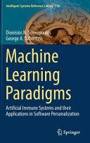 Machine Learning Paradigms