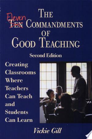 The Eleven Commandments of Good Teaching