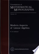 Modern Aspects of Linear Algebra.pdf