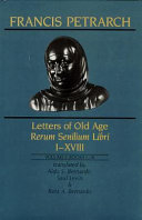 Letters Of Old Age Books X Xviii