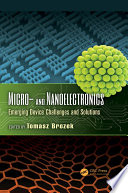 Micro And Nanoelectronics Book PDF