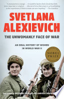 The Unwomanly Face Of War Book