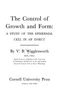The Control of Growth and Form