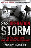 SAS Operation Storm Pdf/ePub eBook