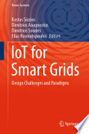 IoT for Smart Grids Book