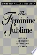 The Feminine Sublime
