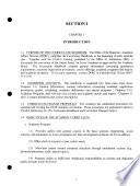 Curriculum Handbook with General Information Concerning     for the United States Air Force Academy