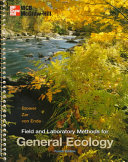 Field and Laboratory Methods for General Ecology