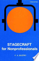 Stagecraft for Nonprofessionals Book