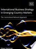 International Business Strategy In Emerging Country Markets Book PDF