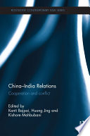 China   India Relations Book