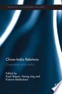 China India Relations Book PDF