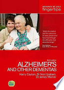 Alzheimers and Other Dementias Book