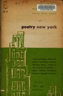 Poetry New York