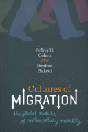 Cultures of Migration