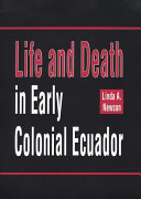 Pdf Life and Death in Early Colonial Ecuador