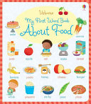 My First Word Book About Food Book