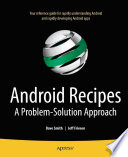Android Recipes Book PDF
