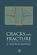 Pdf Cracks and Fracture Telecharger