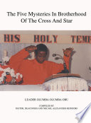 The Five Mysteries in Brotherhood of the Cross and Star