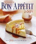 The Flavors of Bon Appetit 2001