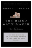 The Blind Watchmaker Book