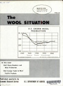Pdf The Wool Situation