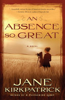 An Absence So Great ebook
