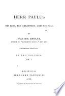 Herr Paulus