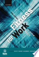 Cover of Fitness for Work