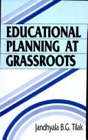 Educational Planning At Grassroots