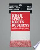 When Sport Meets Business
