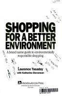 Shopping for a Better Environment