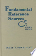 Fundamental Reference Sources