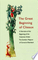 The Great Beginning Of Citeaux PDF