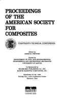 Proceedings of the American Society for Composites ... Technical Conference