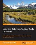 Pdf Learning Selenium Testing Tools - Third Edition