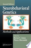 Neurobehavioral Genetics Book