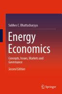 Pdf Energy Economics Telecharger