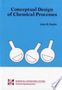 Conceptual Design of Chemical Processes
