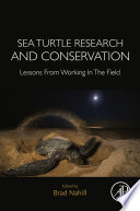 Sea Turtle Research and Conservation