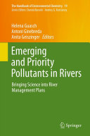 Pdf Emerging and Priority Pollutants in Rivers Telecharger