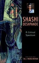 Pdf Shashi Deshpande