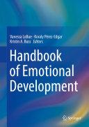 Pdf Handbook of Emotional Development