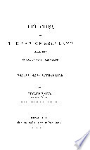 A Treatise on the Law of Scotland Relative to Master and Servant  and Master and Apprentice Book