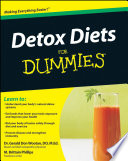 """Detox Diets For Dummies"" by Gerald Don Wootan, Matthew Brittain Phillips"