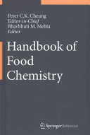 Handbook of Food Chemistry Book