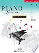 Piano Adventures - Level 3A Christmas Book
