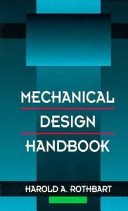 Mechanical Design Handbook
