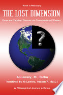 Novel in Philosophy the Lost Dimension